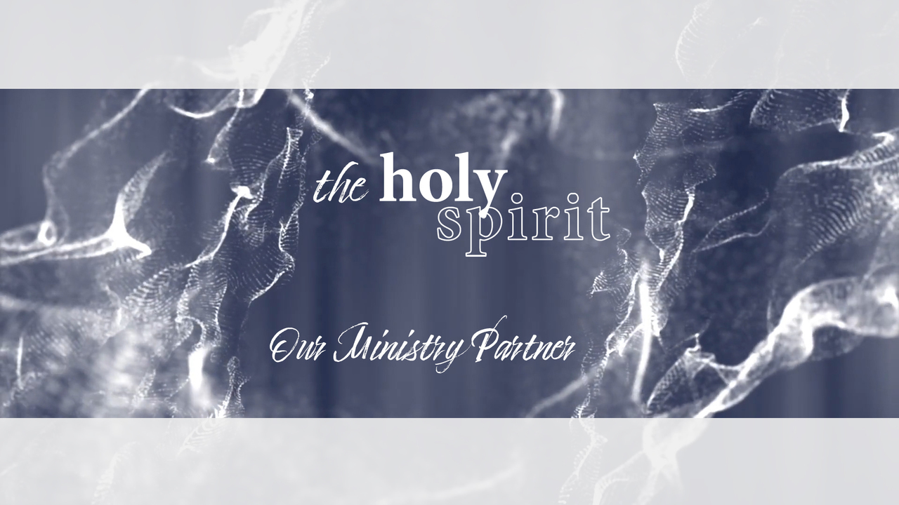 The Holy Spirit and Sending